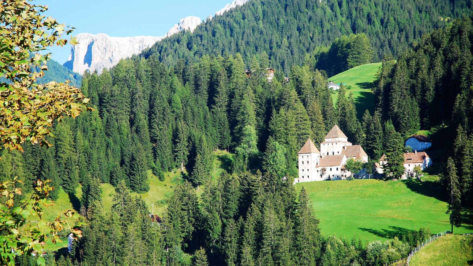 Residence Villa Genziana in S. Cristina in Val Gardena