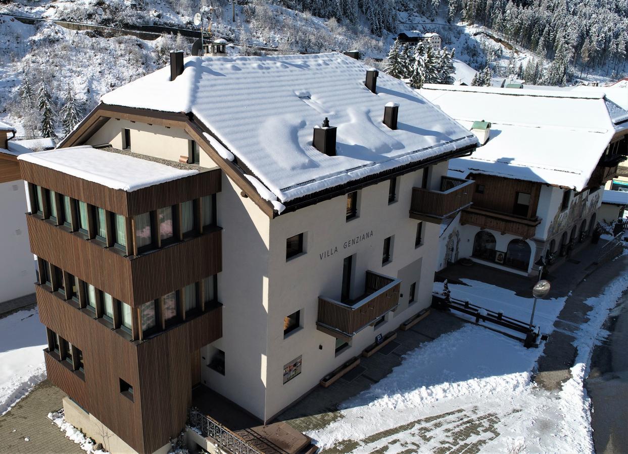Residence Villa Genziana in S. Cristina in Val Gardena in South Tyrol
