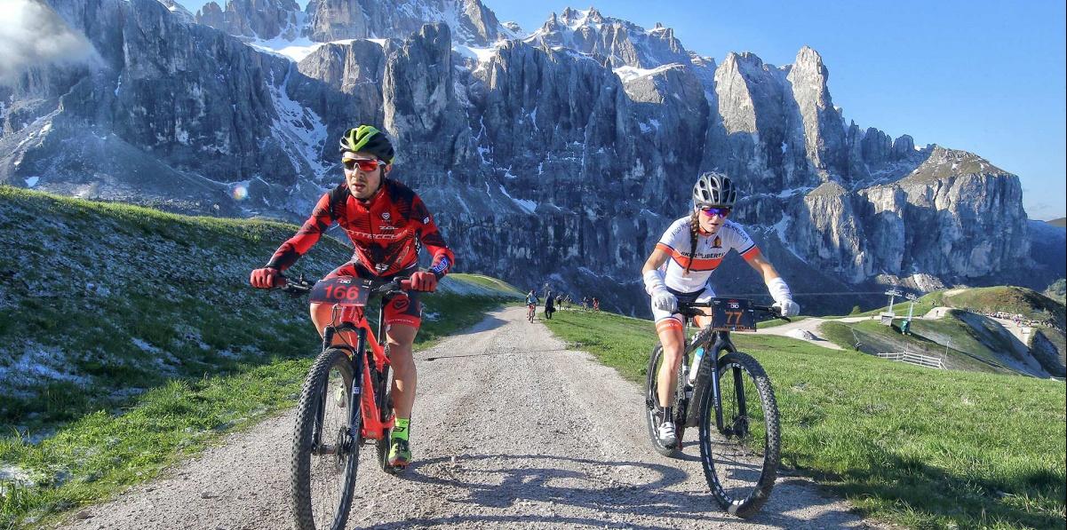Summer activities in Val Gardena, Dolomites
