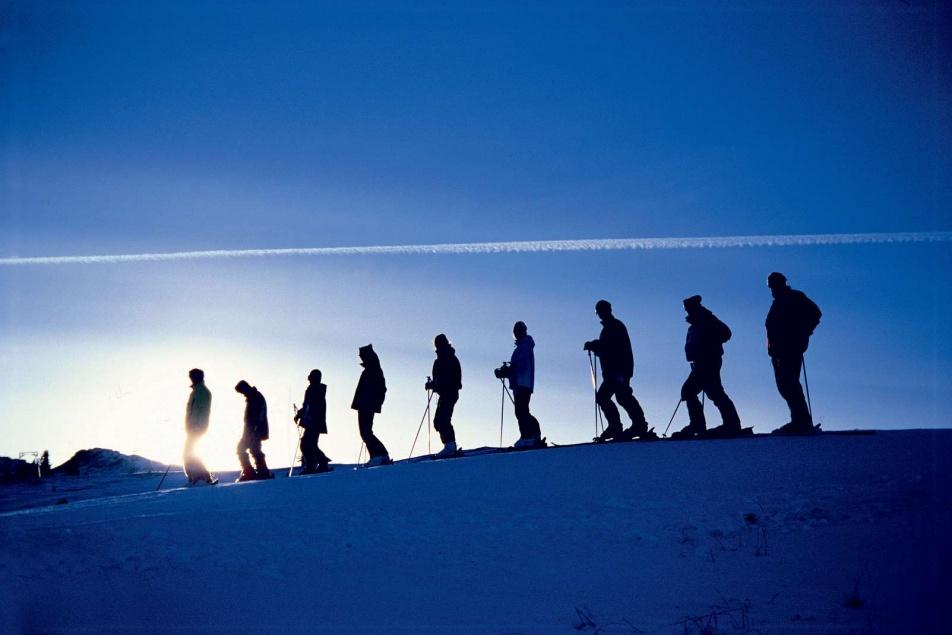 Winter activities in Selva in Val Gardena