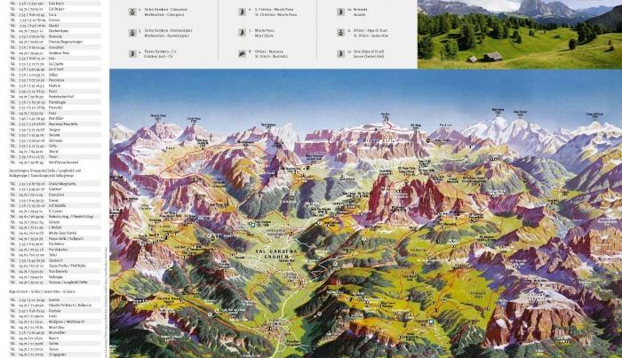 Appartmanto Edelraut a Selva in Val Gardena nelle Dolomiti - Alto Adige