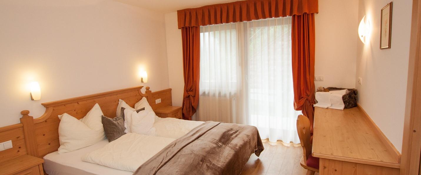 Appartamenti Edelraut a Selva in Val Gardena nel cuore delle Dolomiti - Italia