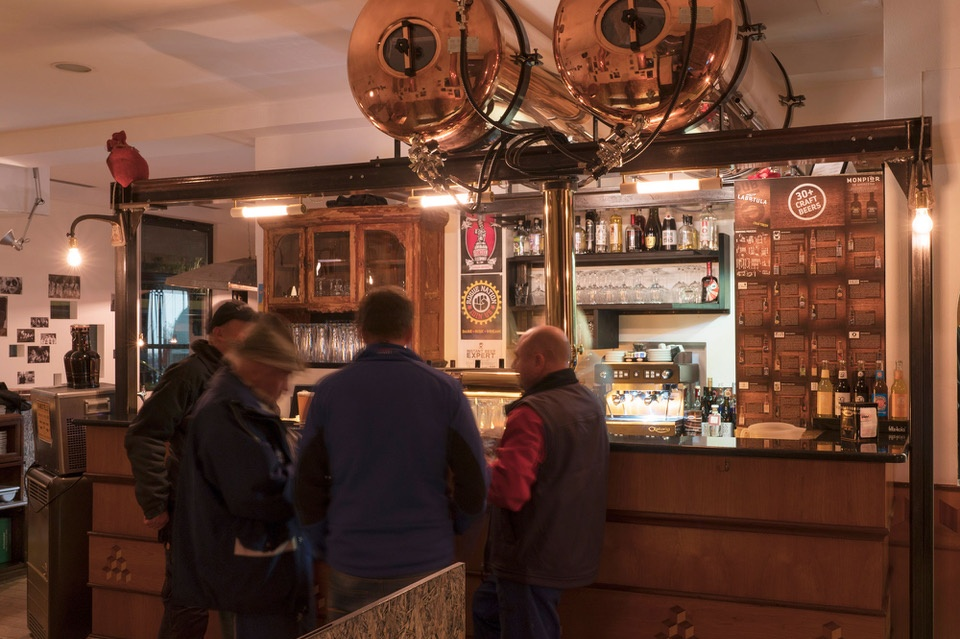LaBetula Brewpub in Ortisei in Val Gardena